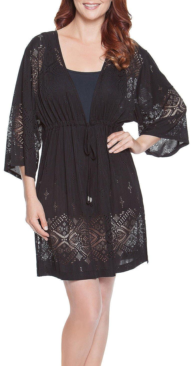Dotti Women\'s Crochets Gypsy Dance Tunic 01025DOT