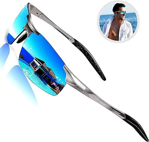 ROCKNIGHT HD Polarized UV Protection Sunglasses