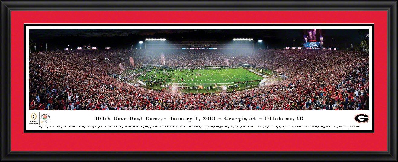 Amazoncom Georgia Bulldogs 2018 Rose Bowl Champions Double