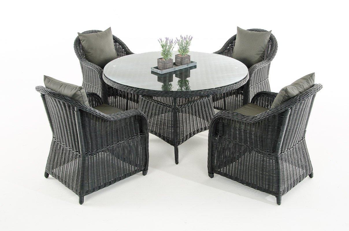 Garten Garnitur Cp070 Sitzgruppe Lounge Garnitur Poly Rattan