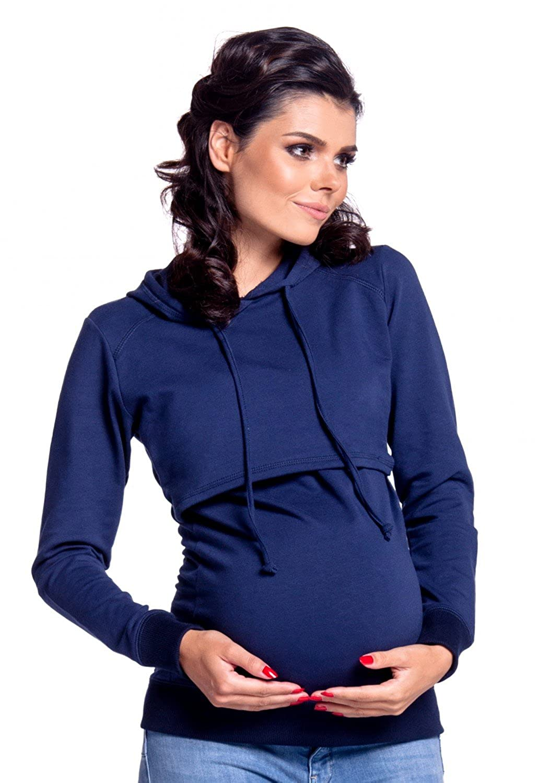 Zeta Ville - Still-Sweatshirt Kapuze Lagendesign Kapuzenpullover - - - Damen - 272c B01M2WVL6U Sweatshirts Offizielle Webseite f70a0f