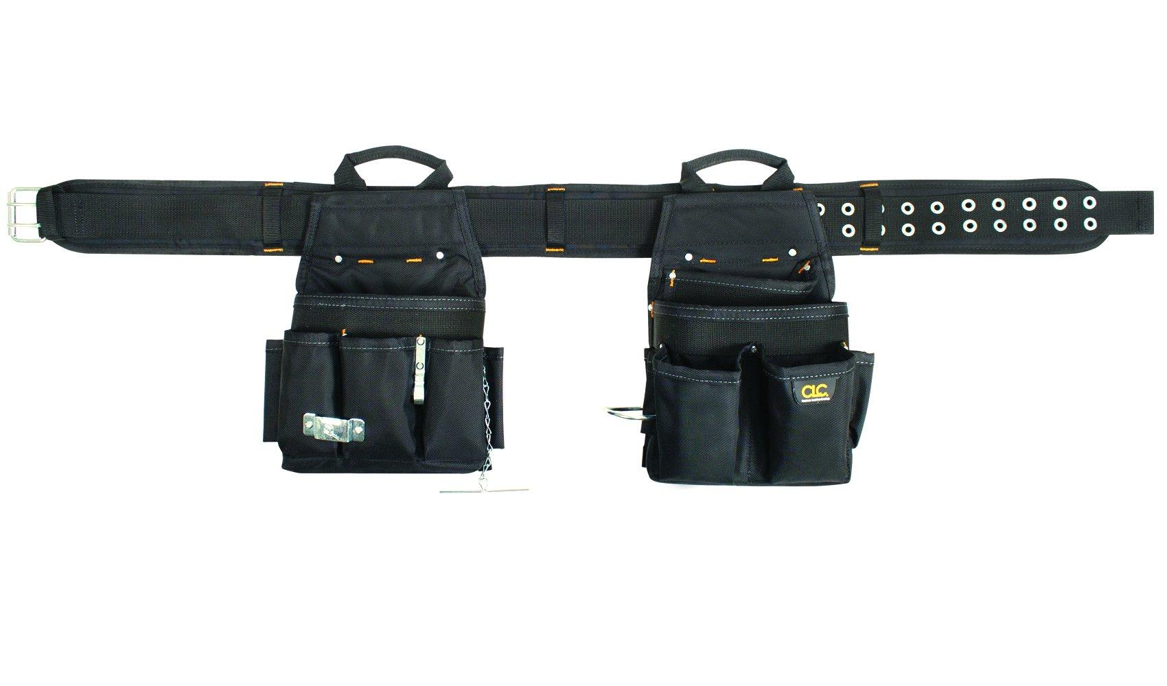 CLC Custom Leathercraft 5609 20 Pocket/3 Piece Electrical Combo