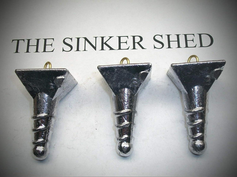 6oz Trolling Sinker 12 pieces