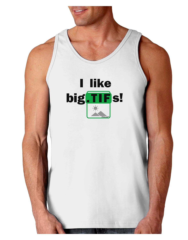 TooLoud Nice TIFS Muscle Shirt