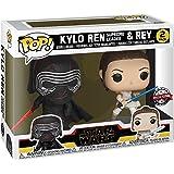 Funko Pop Star Wars Kylo Ren & Rey 2pack