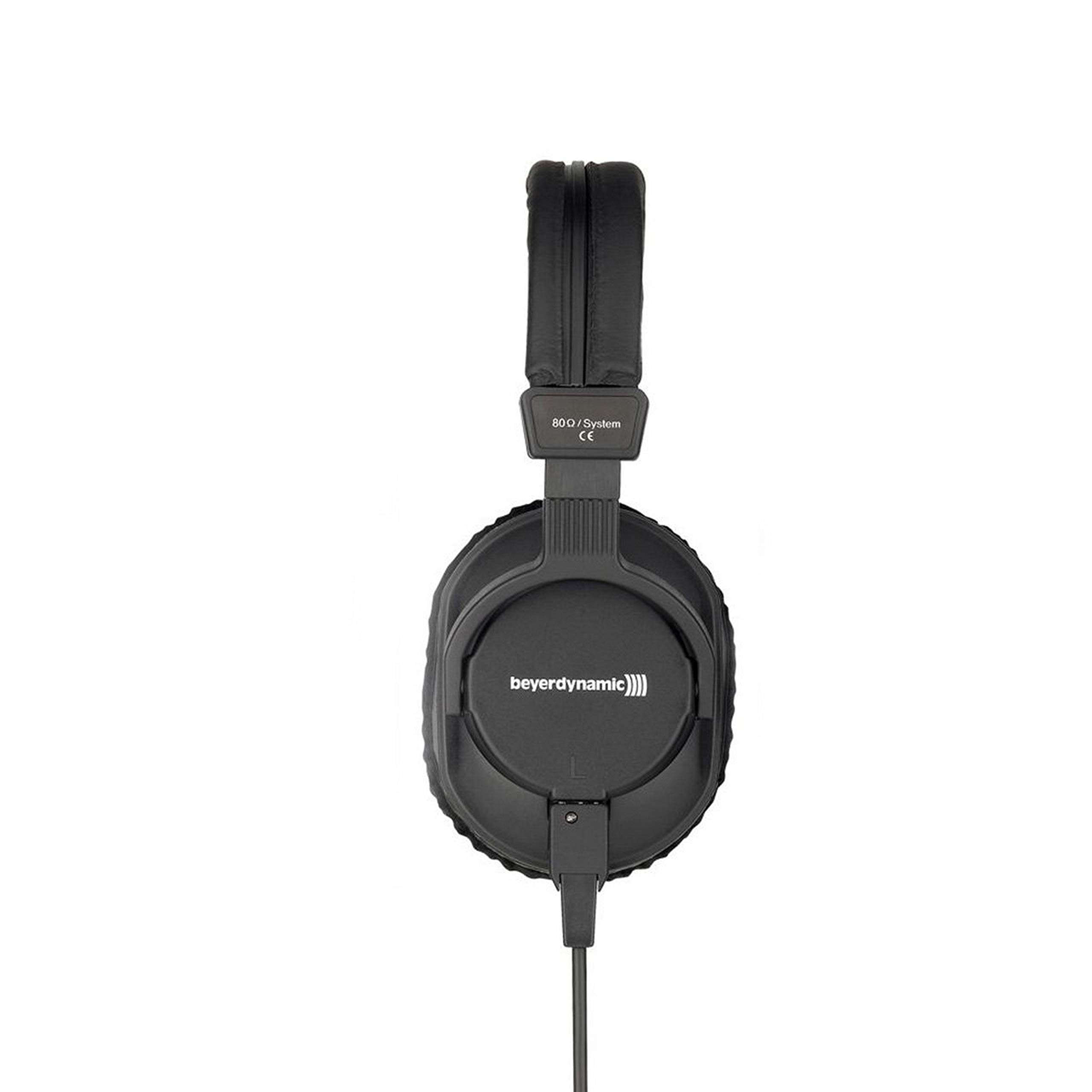 Beyerdynamic DT-250-250OHM Lightweight Closed Dynamic Headphone for Broadcast and Recording Applications, 250 Ohms by beyerdynamic (Image #2)