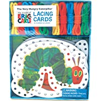 The World of Eric Carle(TM) The Very Hungry Caterpillar(TM) Lacing Cards: (Occupational Therapy Toys, Lacing Cards for…