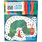 The Very Hungry Caterpillar Lacing Cards [With 10 Laces] (World of Eric Carle)
