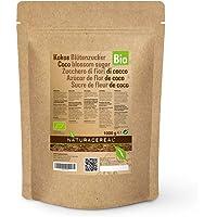 NATURACEREAL - Azúcar De Coco Orgánico 1kg |