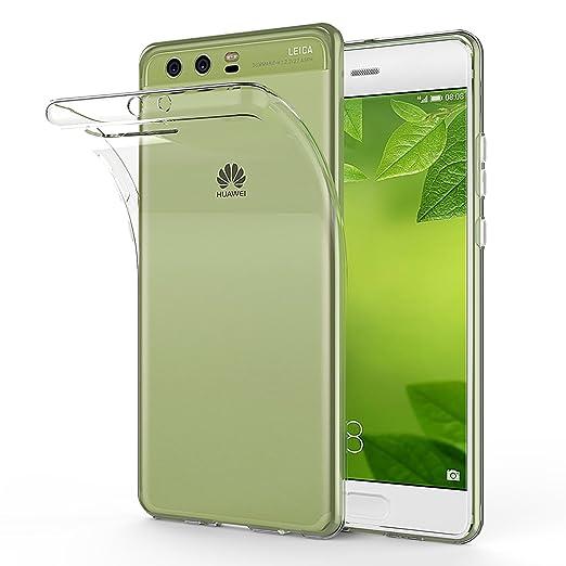 6 opinioni per Cover Huawei P10 Plus, [2-PACK] SPARIN P10 Plus Custodia Morbida di TPU