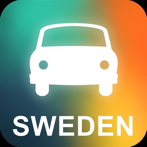 Sweden GPS Navigation