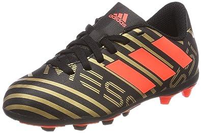 0d33d1927e8 Adidas Boy s Nemeziz Messi 17.4 FxG J Cblack Solred Tagome Sports Shoes-13