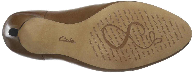 Clarks Damen Carlita Quinn Quinn Quinn Kurzschaft Stiefel b72290