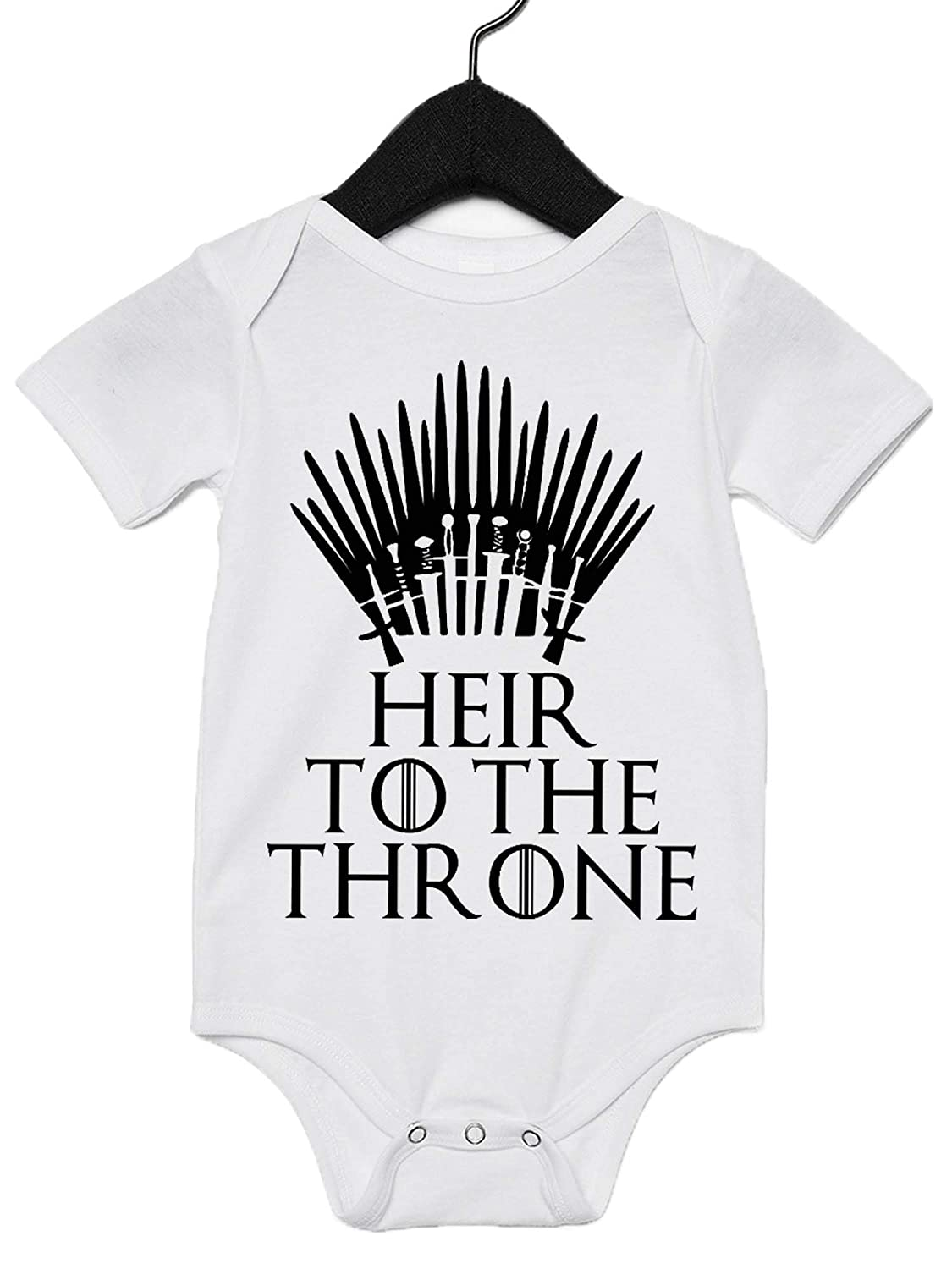 Game of Thrones Heir to the Throne Baby One Piece Onesie