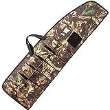 MERALIAN 38/42 Inch Rifle Case Single Scoped Soft Rifle Case,Long Gun Case Bag with Multiple Magazine Holder Pouch…