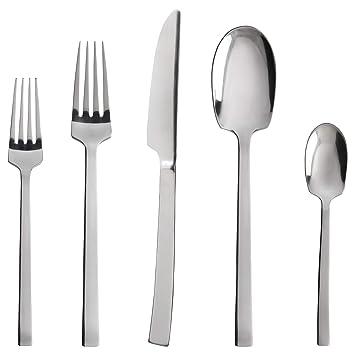 Amazon.com: IKEA 803.045.35 Smakgled - Juego de 20 piezas de ...