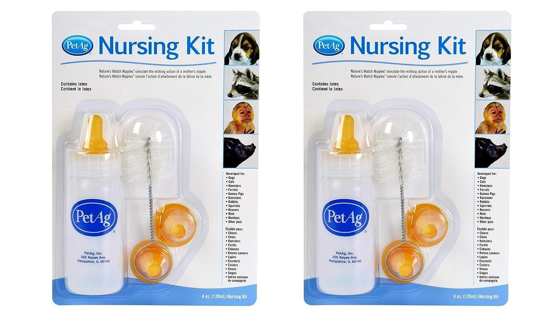 Pet Ag Nursing Kit, 4 Ounce Bottle (2 Pack 4 Ounce)