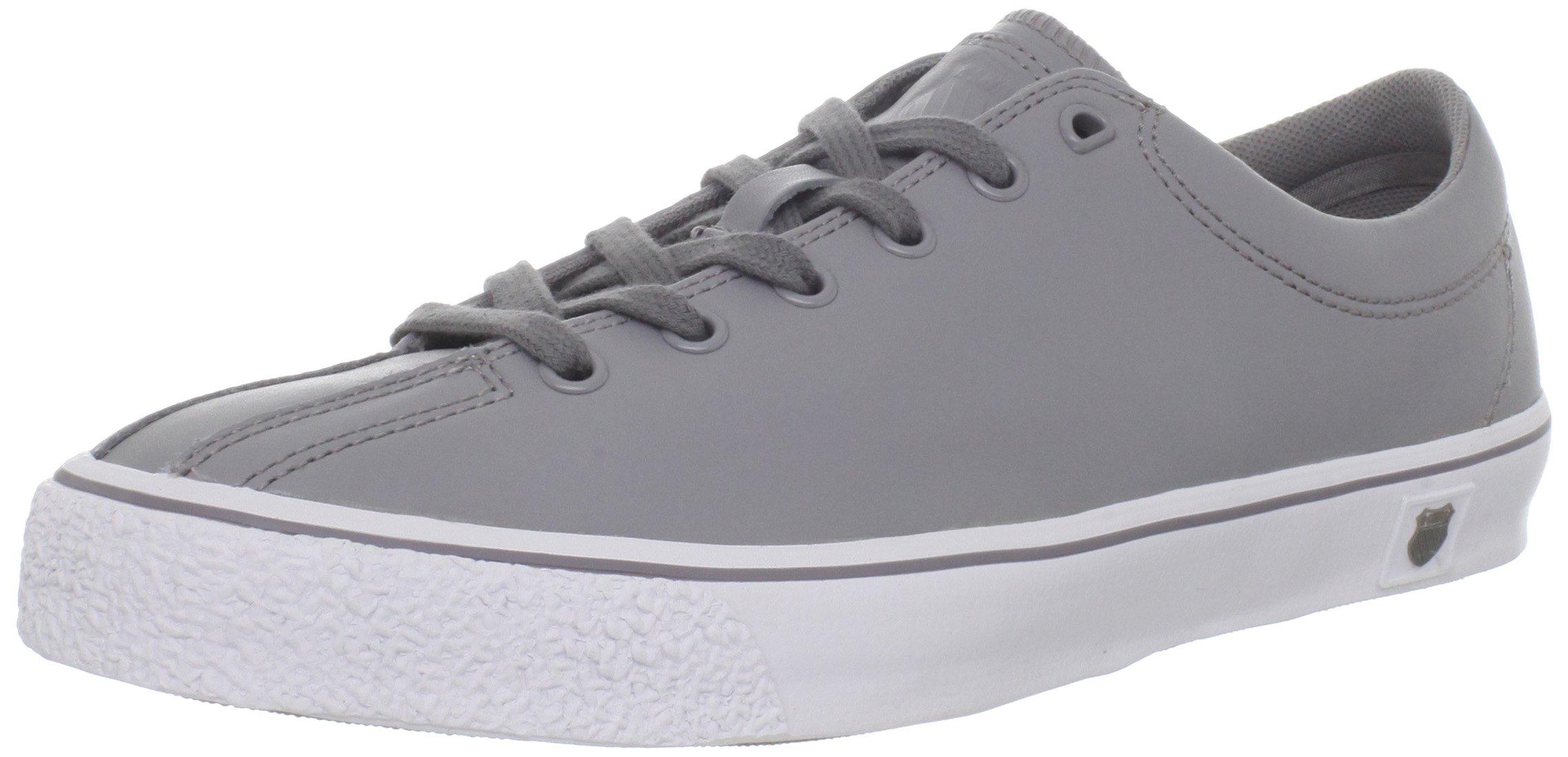K-Swiss Clean Laguna VNZ Sneaker,Stingray/White/Gum,11.5 M US