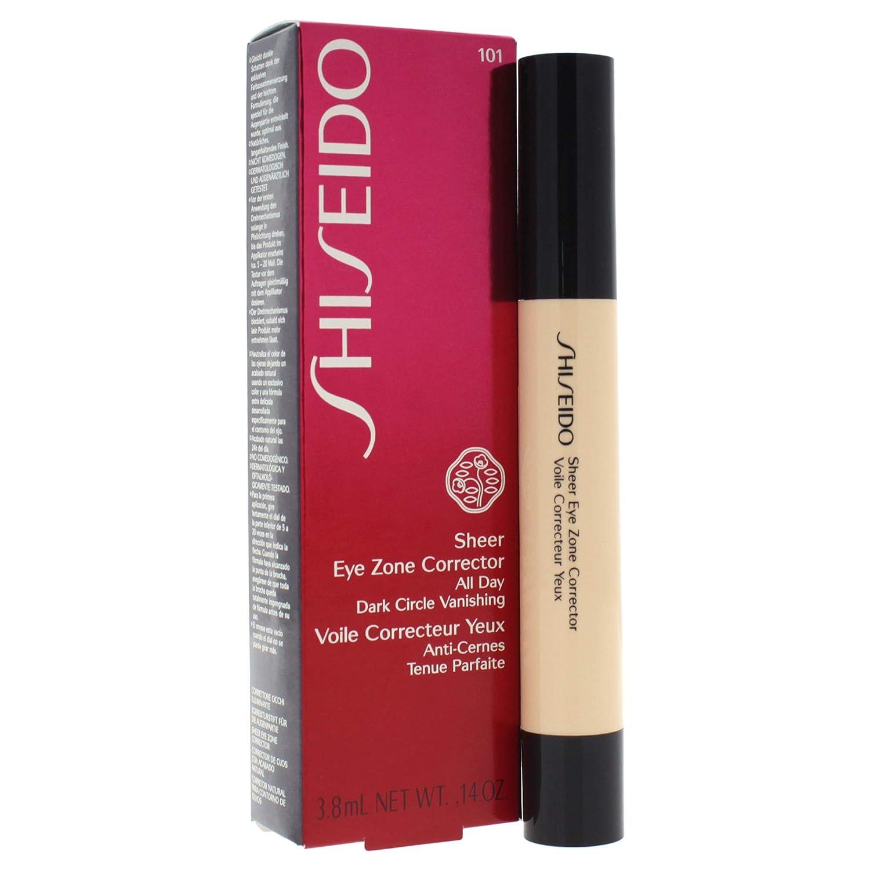 Shiseido Sheer Eye Zone Corrector, No. 101 Very Light, 0.14 Ounce