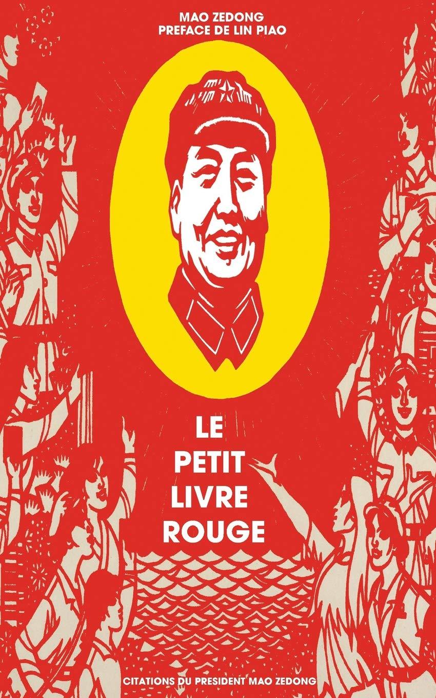 Le Petit Livre Rouge Citations Du Président Mao Zedong