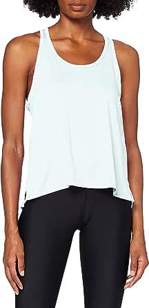Under Armour UA Knockout Tank, camiseta de tirantes, camiseta deportiva para mujer mujer