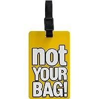 TangoTag Travel Luggage Accessory, Yellow