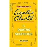 Os quatro suspeitos: Um conto de Miss Marple (Portuguese Edition)
