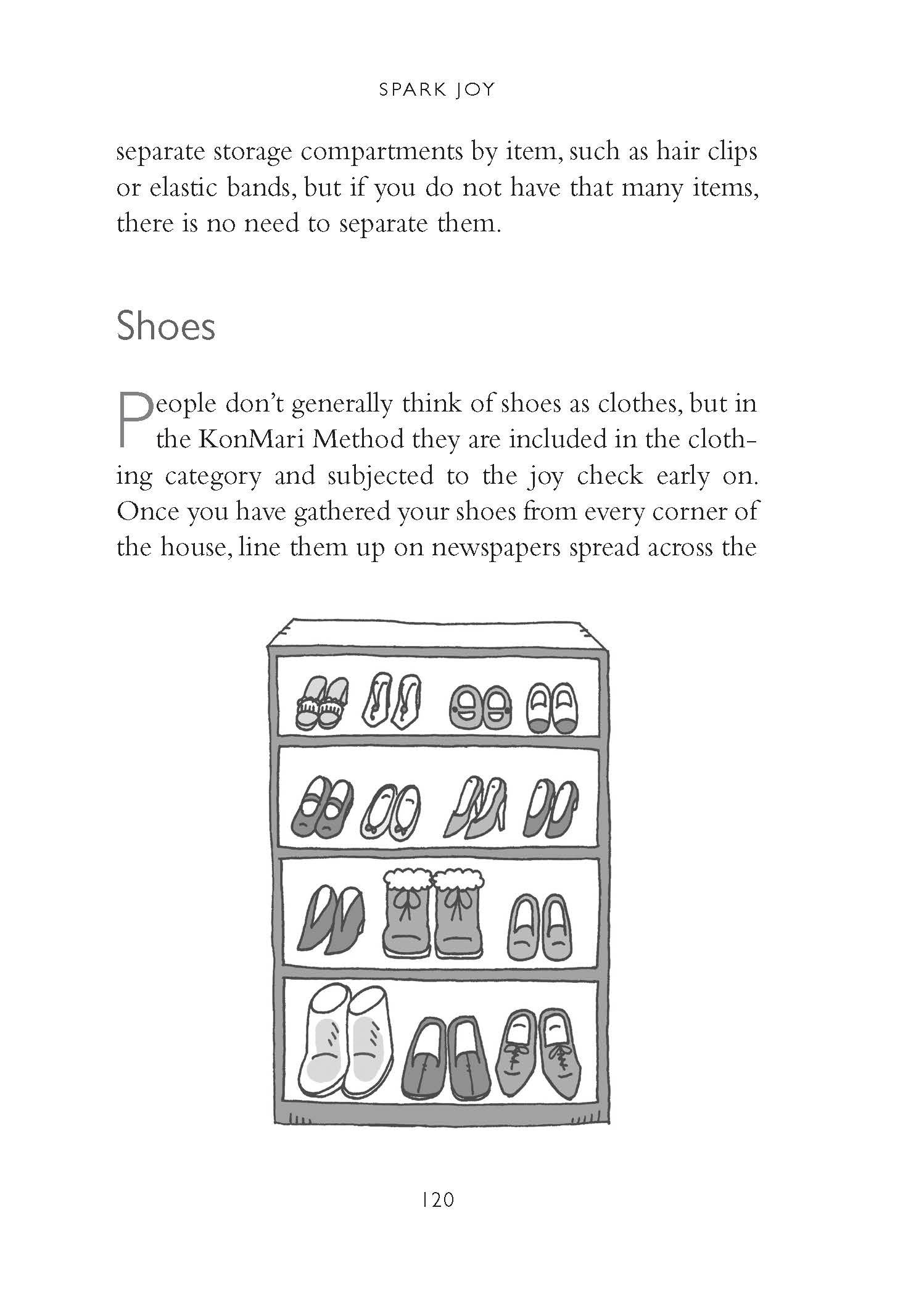 Marie Kondo Spark Joy Ebook