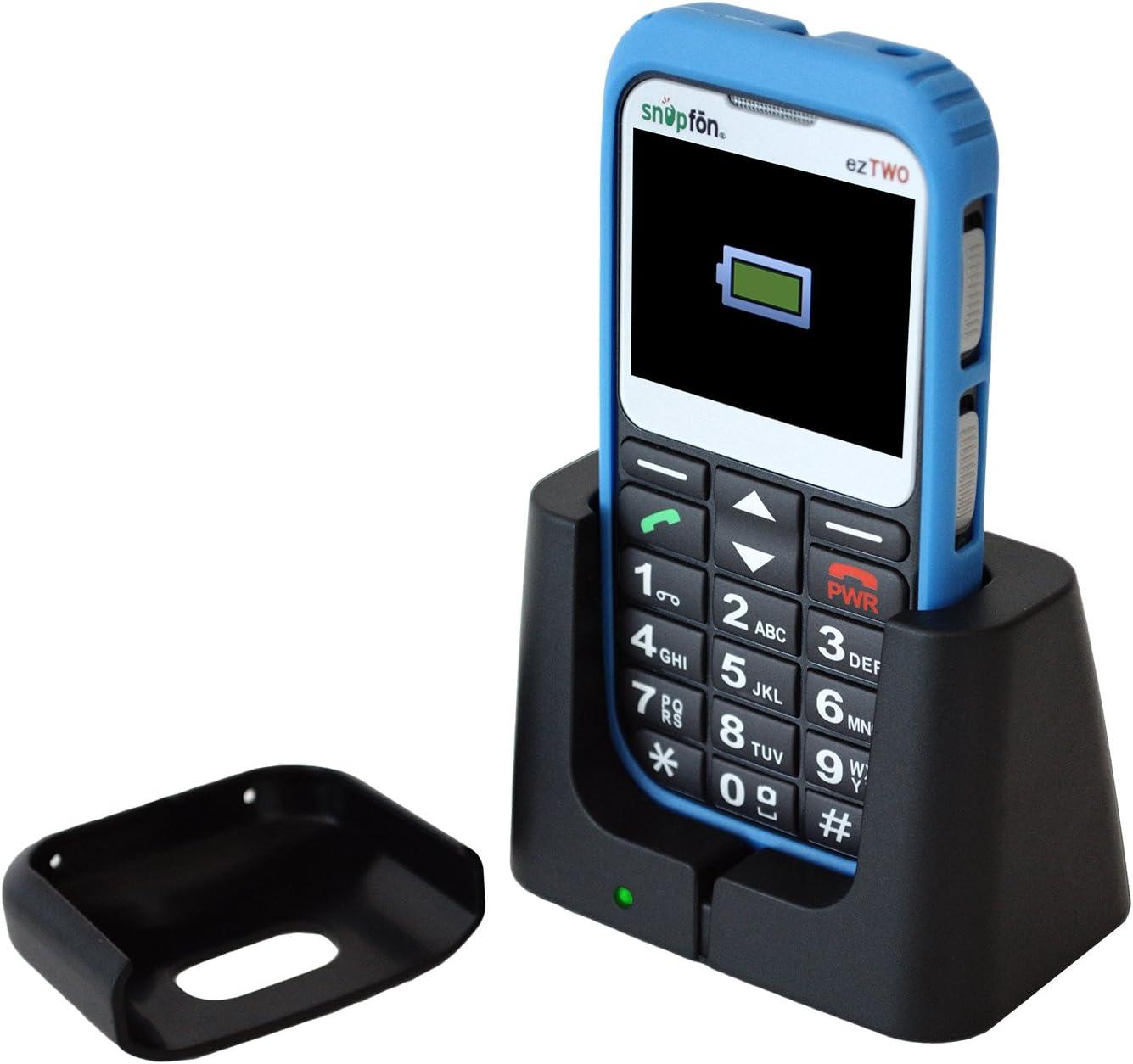 BoxWave Snapfon EzTWO Car Charger, Car Charger and Integrated Cable for Snapfon EzTWO Car Charger Plus Black