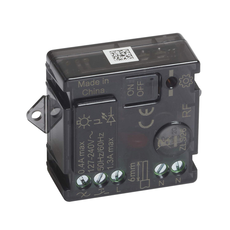 Interrupteur connect/é micromodule d/éclairage ON//OFF with Netatmo