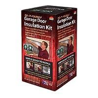 Amazon.com deals on Reach Barrier 3009 Garage Door Insulation Kit