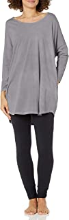 product image for PJ Harlow Women's Rock Cotton-Rounded Bottom Tunic