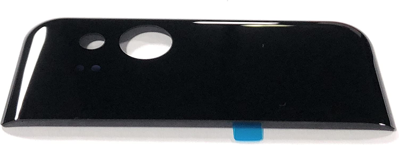 Tapa para vidrio trasero  Google Pixel 2 (negro)