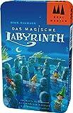 Drei Magier 51401 Jeu de Voyage Le Labyrinthe Magique