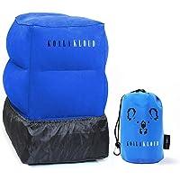 Koala Kloud Inflatable Foot Rest Airplane Footrest & Car Seat Foot Rest for Kids , Travel Legrest & Footstool , Kids…