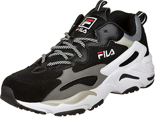 Fila Ray Tracer Wmn 25Y Black 1010686-25Y: Amazon.it: Scarpe ...