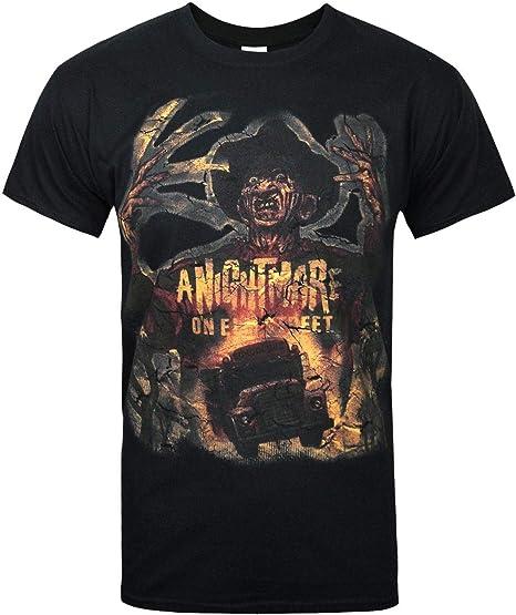 Official Nightmare On Elm Street Freddy Krueger Snarl Got My Back T Shirt