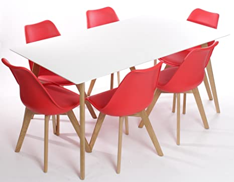 Sedie Rosse Da Cucina : Sedie rosse per cucina tante piccole sedie rosse sedie sedie