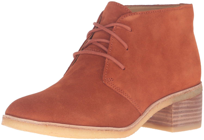 Rust Vintage Clarks Women's Phenia Carnaby Boot