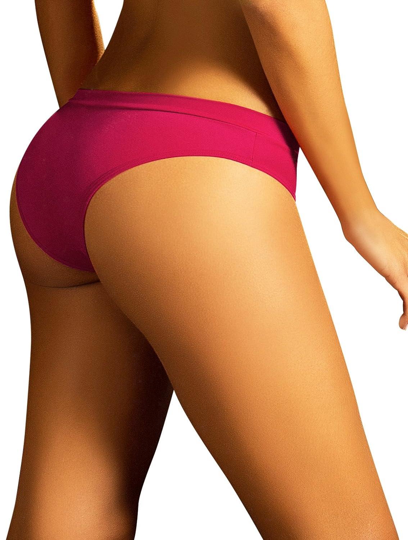 Laura Women/'s Bikini High Quality Low Rise Panty #000111