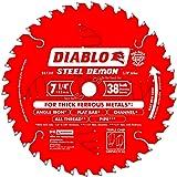Freud D0738F Diablo Steel Demon Ferrous Cutting Saw Blade 7-1/4-Inch by 38t 5/8-Inch arbor