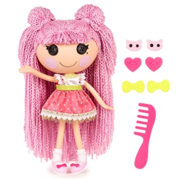 Lalaloopsy Lalaloopsy Loopy Hair Doll Jewel Sparkles: Amazon.co.uk ...