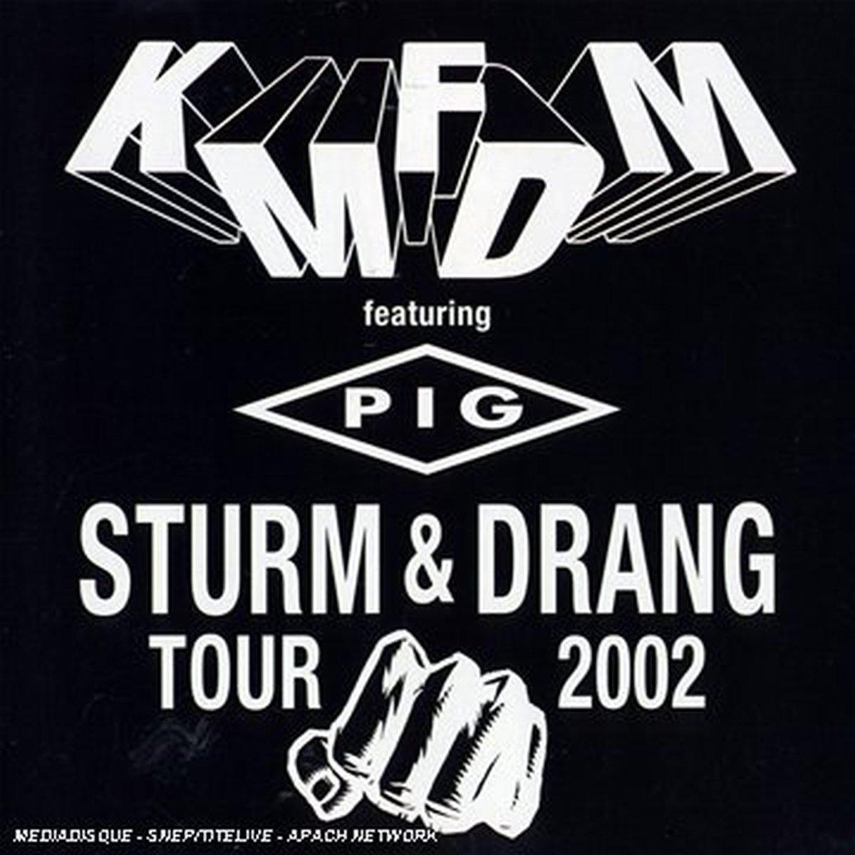 Sturm & Drang Tour 2002 by Metropolis
