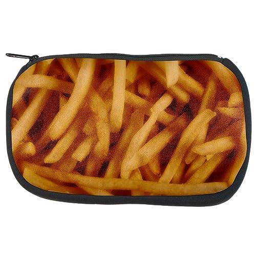 Amazon.com: Fast Food – Bolsa de maquillaje de patatas ...