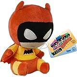 Funko - Peluche Dc Heroes - Batman Arancione Mopeez 10Cm - 0849803069568