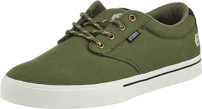 Etnies Jameson 2 Eco Sneakers Skateboardschuhe Olivgrün