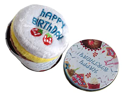 Lilone Birthday Gift Happy Music Round Shape For Him Her