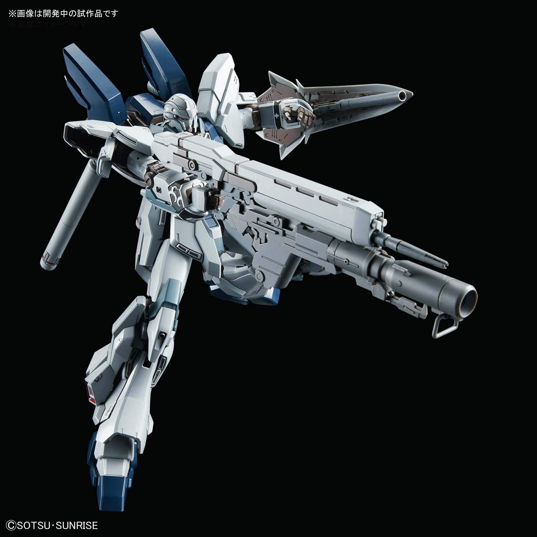 Bandai Hobby MG 1/100 Sinanju Stein (Narrative Ver.) ''Gundam NT'' by Bandai Hobby (Image #4)