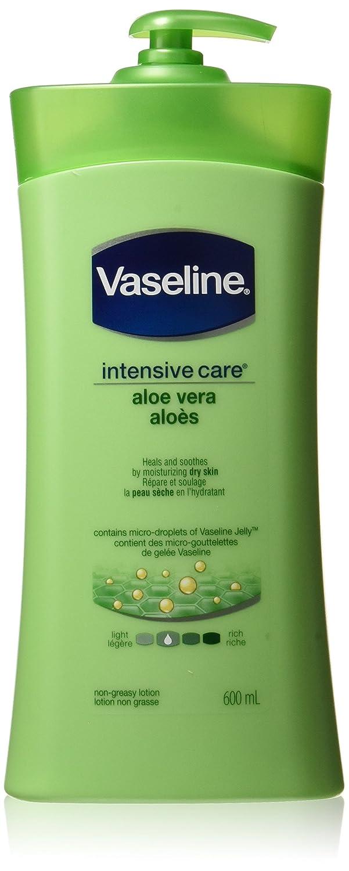 vaseline intensive care aloe vera