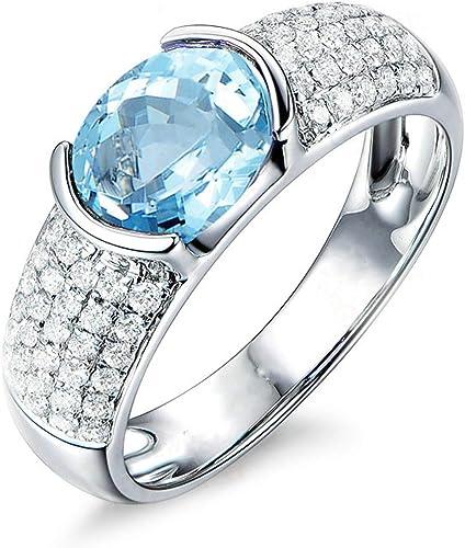 Amazon Com Epinki Wedding Engagement Ring Anniversary Propose